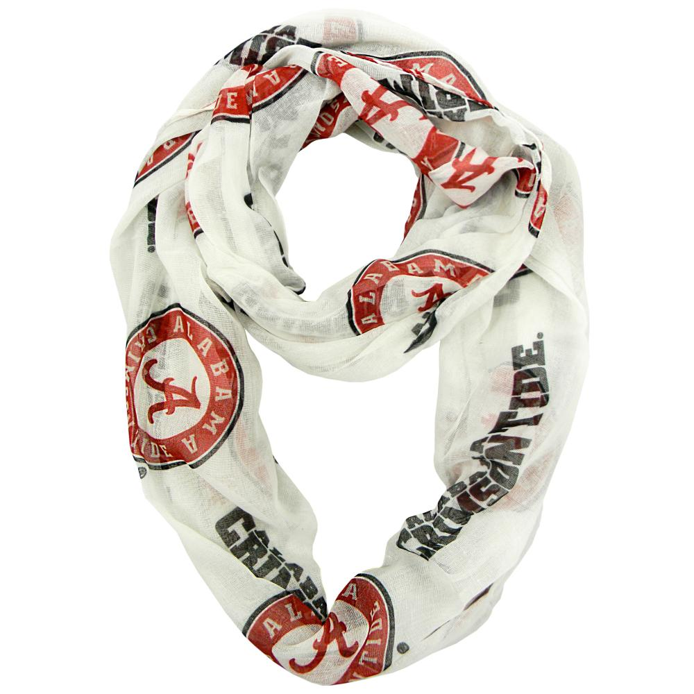 Alabama Sheer Infinity Scarf
