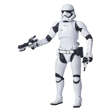 The Black Series 6-Inch First Order Stormtrooper, Detailed 6-inch figure looks like the First Order Stormtrooper from Star Wars: The Force Awakens By Star Wars](Stormtrooper For Sale)