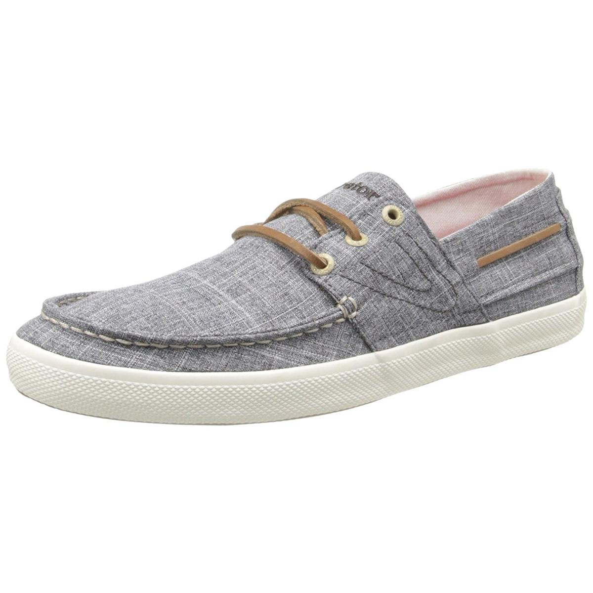 Tretorn Otto Womens Grey Sneakers by Tretorn