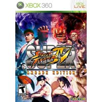 Super Street Fighter IV Arcade Edition, Capcom, XBOX 360, 013388330577