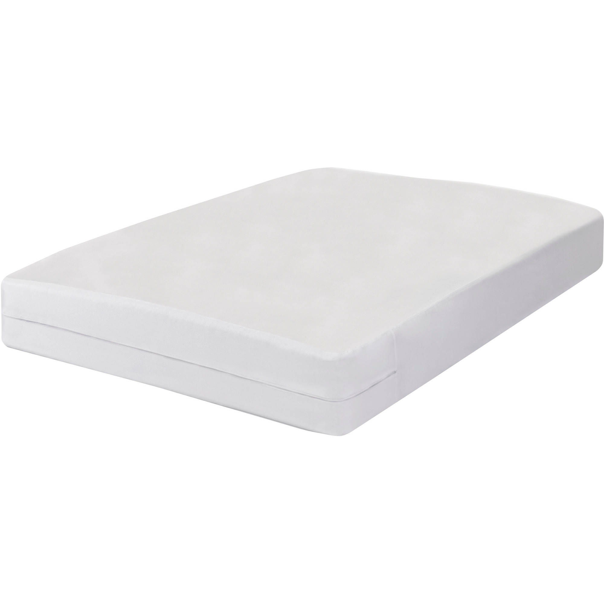 original bed bug blocker zippered mattress protector - walmart