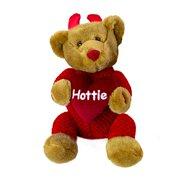 'Hot Stuff' Musical Teddy Bear by Russ