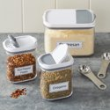Better Homes & Gardens 3-Pieces Shaker Canister Set