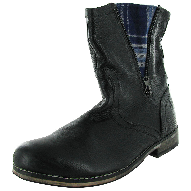 True Religion Womens 'Georgia' Motorcycle Boot