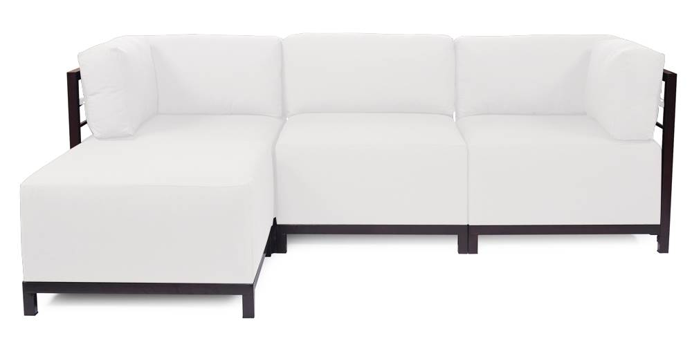 4-Pc Sectional in Natural by Howard Elliott Collection