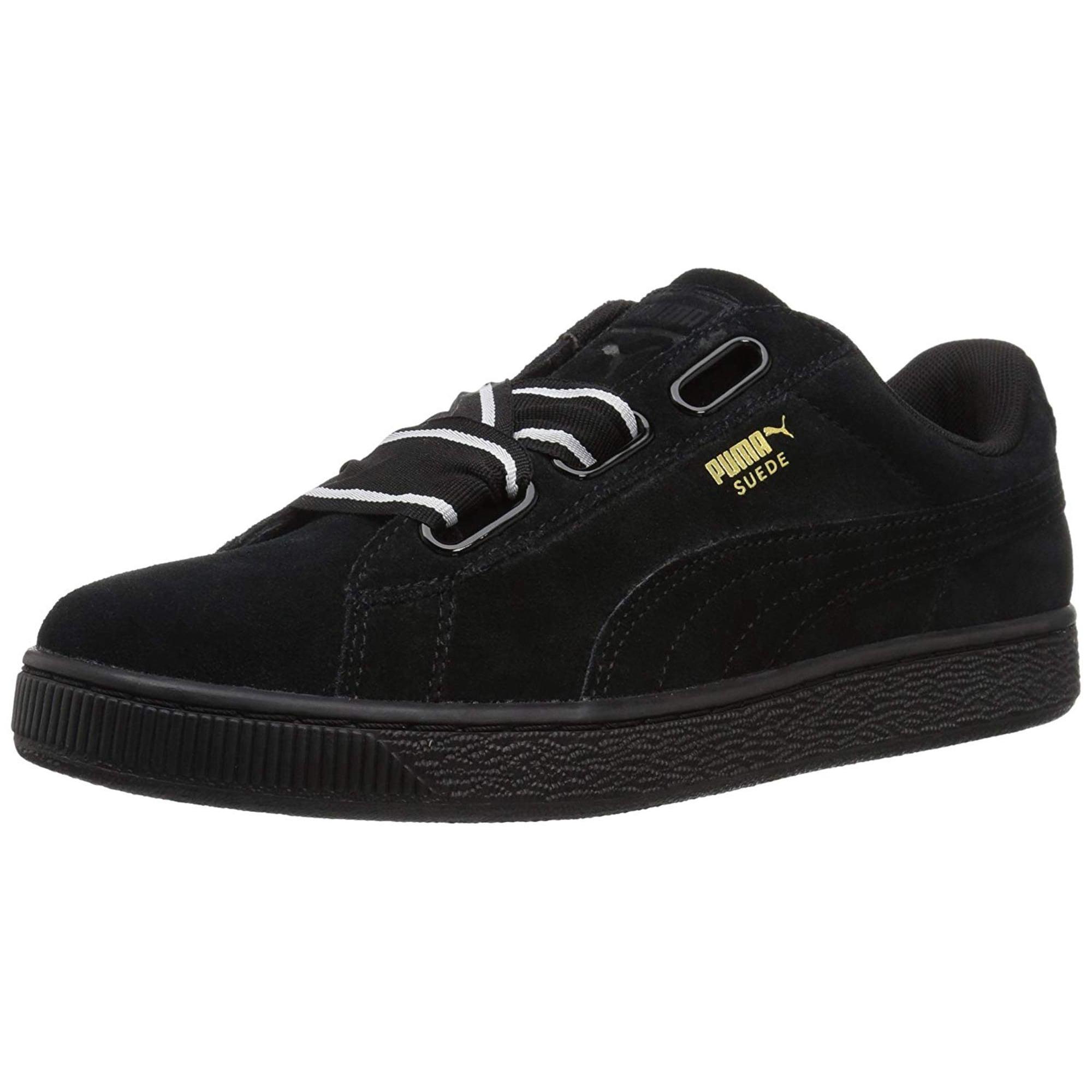 save off c85c9 8bebf PUMA Women's Suede Heart Satin Wn Sneaker | Walmart Canada