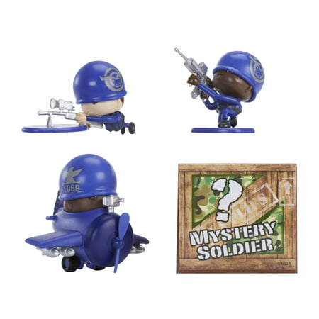 Awesome Kids Toys (Awesome Little Green Men Series 1 Starter Pack - Marksmen)