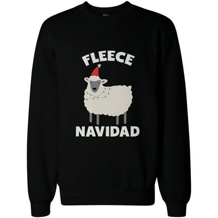 365 Printing - Fleece Navidad Funny Christmas Graphic Sweatshirts - Cute  X-mas Pullover Sweater - Walmart.com 5e7cad68f