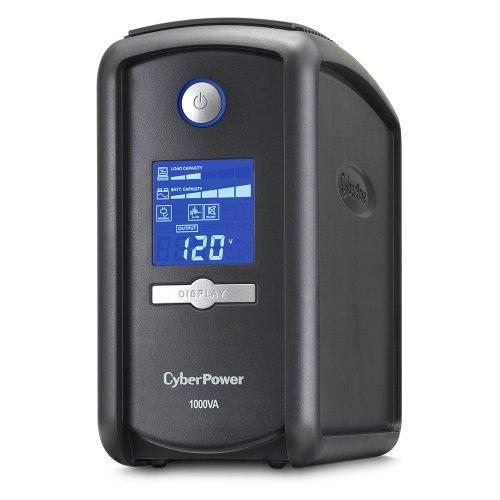 CyberPower CP1000AVRLCD - UPS - 600 Watt - 1000 VA