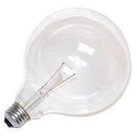 GE 14187 - 60G40 G40 Decor Globe Light Bulb
