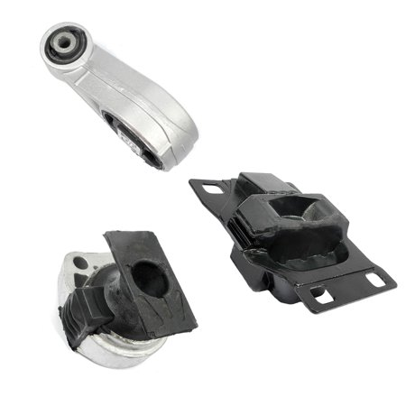 Ford Contour Engine Mount - 03-04 Ford Focus 2.3 Engine Motor & Trans Mount Kit 3PCS. A5312 A2939 A2986