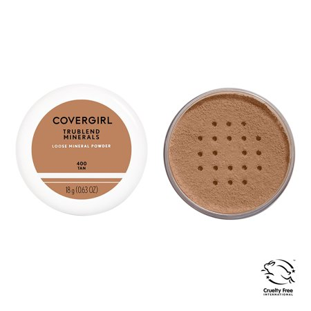 Covergirl TruBlend Loose Mineral Powder, Tan, 0.63 oz