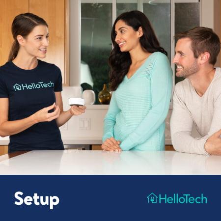 Smart Home Accessory Setup by HelloTech