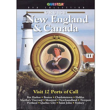 Cruise: New England And Canada