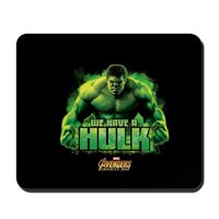 CafePress - Avengers Infinity War Hulk - Non-slip Rubber Mousepad, Gaming Mouse Pad