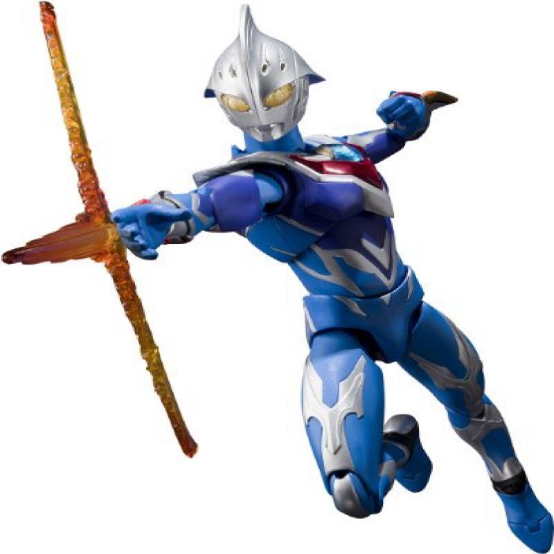"Bandai Tamashii Nations Ultraman Nexus Junis Blue ""Ultram..."