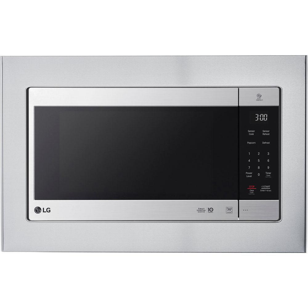 "LG Microwaves MK2030NST 30"" Built-in Trim Kit"