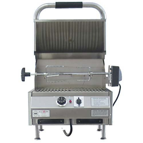 Electri-Chef 16 in. Tabletop Electric Grill by Electri - Chef Grill