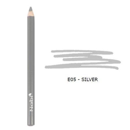 Nabi Cosmetics Eye Pencil - Silver (6 Paquets) - image 1 de 1