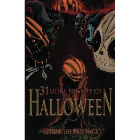 31 More Nights of Halloween