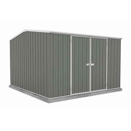 Absco Premier 10' x 10' Metal Shed