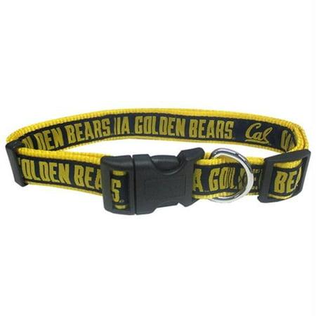 Cal Berkeley Golden Bears Pet Collar by Pets First - Small Cal Berkeley Golden Bears Pet Collar by Pets First - Small