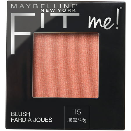 (Maybelline Fit Me Blush, Nude)