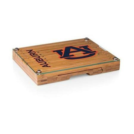 Picnic Time 919-00-505-044-0 Auburn Tigers - Ensemble d'outils - d-couper Concerto pour bambou avec plateau, plateau et fromage - image 1 de 1