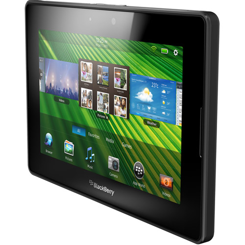 Refurbished BlackBerry PlayBook PRD-38548-001 7'' 16GB Black Tablet