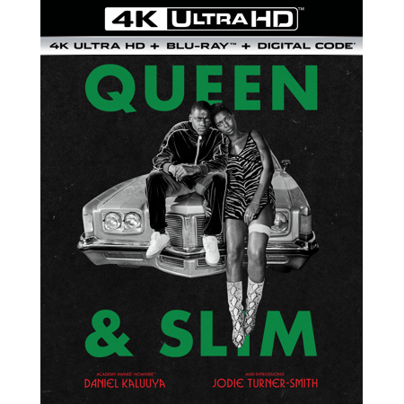 Queen & Slim (4K Ultra HD + Blu-ray + Digital Copy)