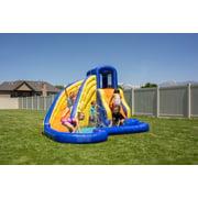 Sportspower Big Wave II Inflatable Water Slide