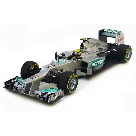 c1fe87ada77 2012 Mercedes AMG Petronas F1 Team W03 Nico Rosberg 1 18 Diecast Model Car  by Minichamps - Walmart.com