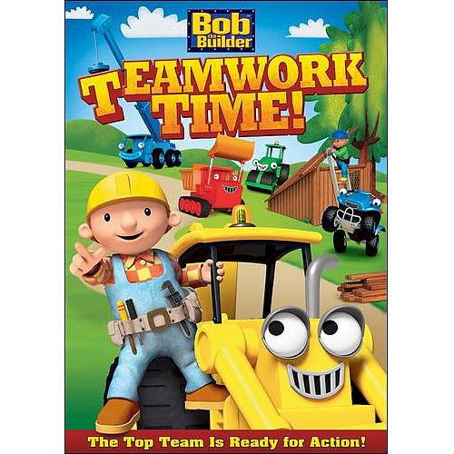 Bob The Builder: Teamwork Time (Full Frame)