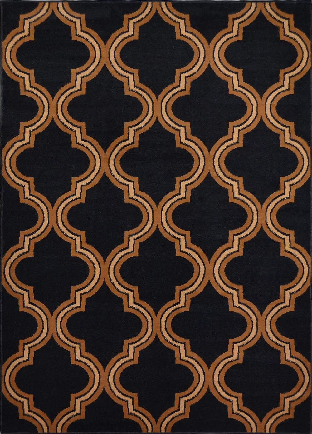 Rugs Area Rugs Carpet Floor Area Rug Modern Trellis Lattice Moroccan Tile  Contemporary Black Carpet