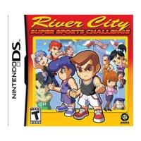 River City Sports Challenge, Aksys Games, NintendoDS, 893610001358