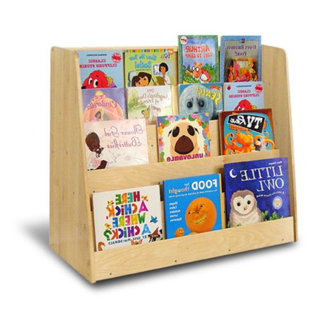 A Child Supply Wooden Bookstand