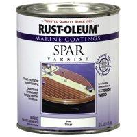 Rust-Oleum Marine Coatings Spar Varnish Gloss, Quart