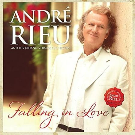 Falling In Love (CD)