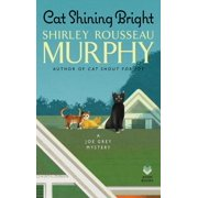Joe Grey Mystery: Cat Shining Bright (Hardcover)