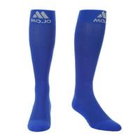 Mojo Compression Socks Comfortable Coolmax Medical Support Socks for Men & Women - 20-30mmHg (Green, Small)