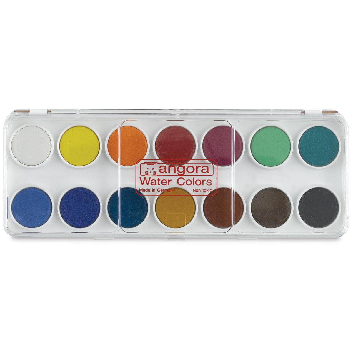 Angora Watercolor Pan Sets