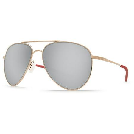 e2841b47177 Costa Del Mar - Costa Del Mar Cook COO 164 Rose Gold Sunglasses -  Walmart.com