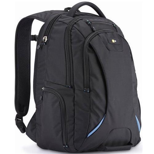 """Case Logic BEBP-115 BLACK Carrying Case (Backpack) for 15.6"""" Notebook, Tablet, iPad Black Polyester... by Case Logic"""