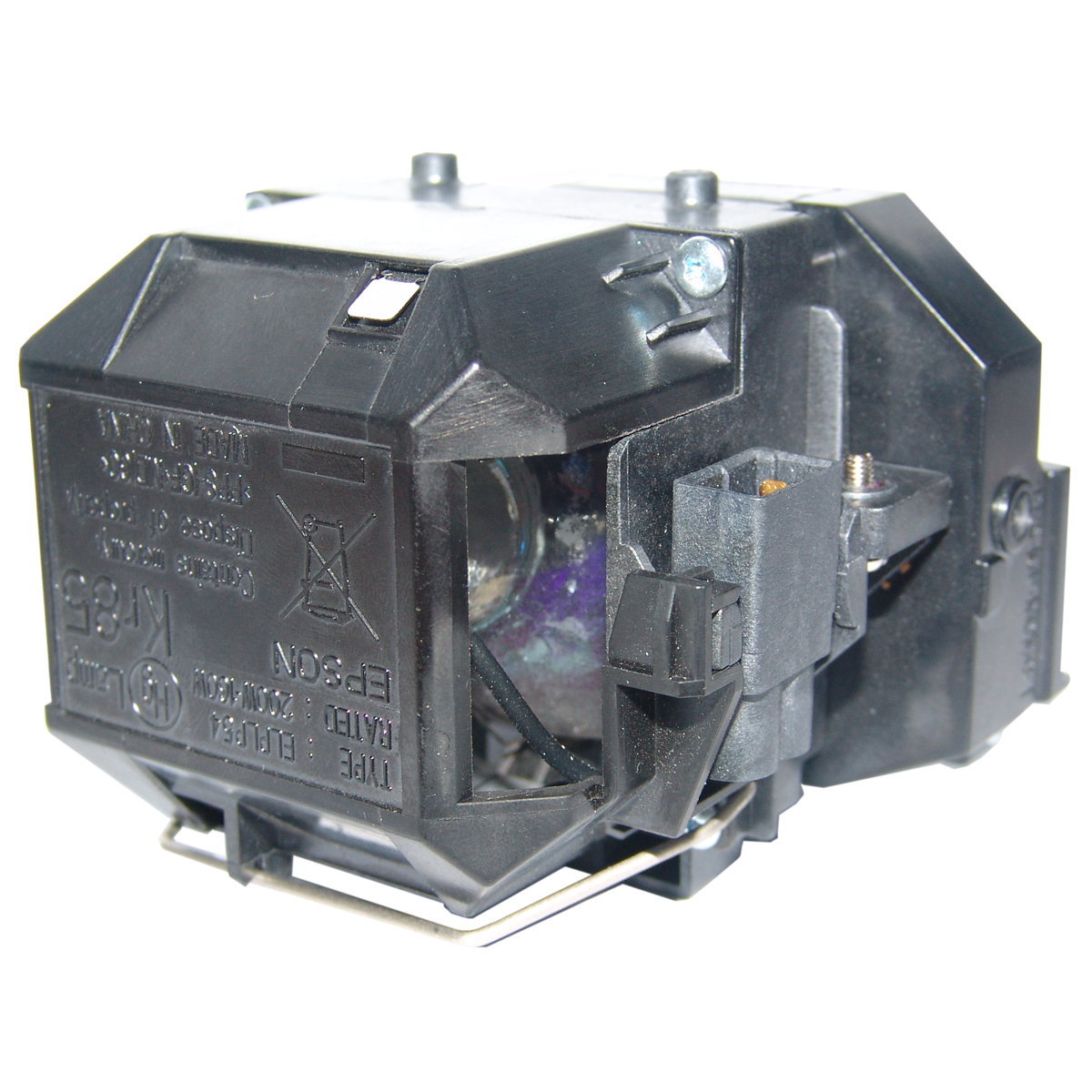 Lutema Economy for Epson H368C Projector Lamp with Housing - image 3 de 5