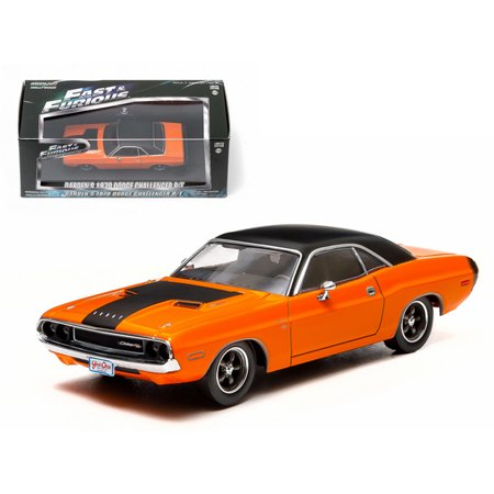 Darden's 1970 Dodge Challenger R/T 2 Fast 2 Furious
