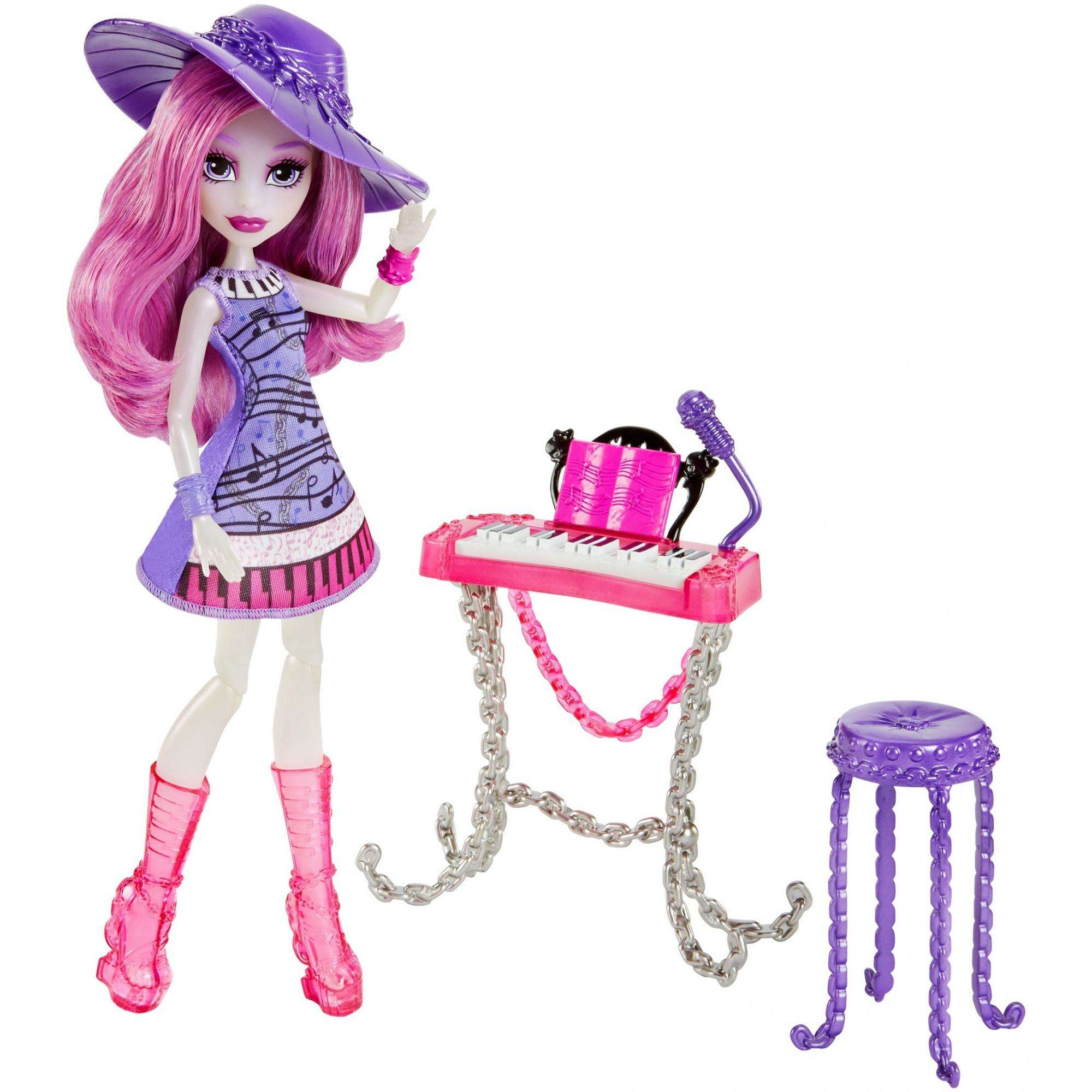 Monster High Ari Hauntington Doll & Accessory by MATTEL INC.