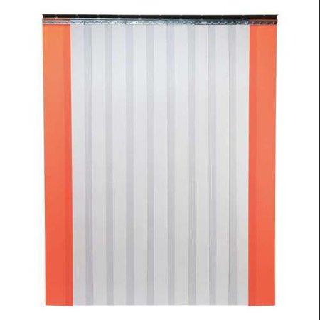 TMI 999-00212 Strip Door,7 x 3 ft,Clear,PVC