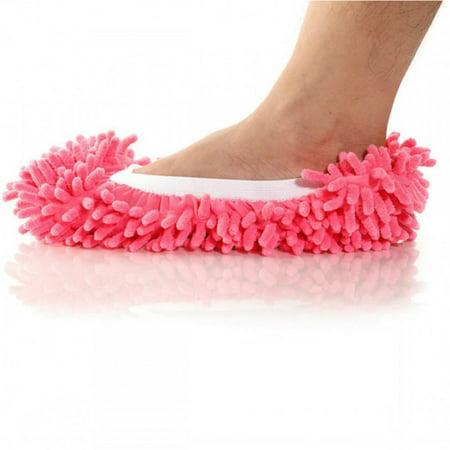 Non Slip Multifunction Mop Shoe Cover For Home Floor Dust