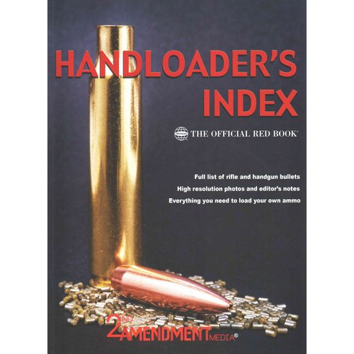 Handloader's Index: The Official Red Book