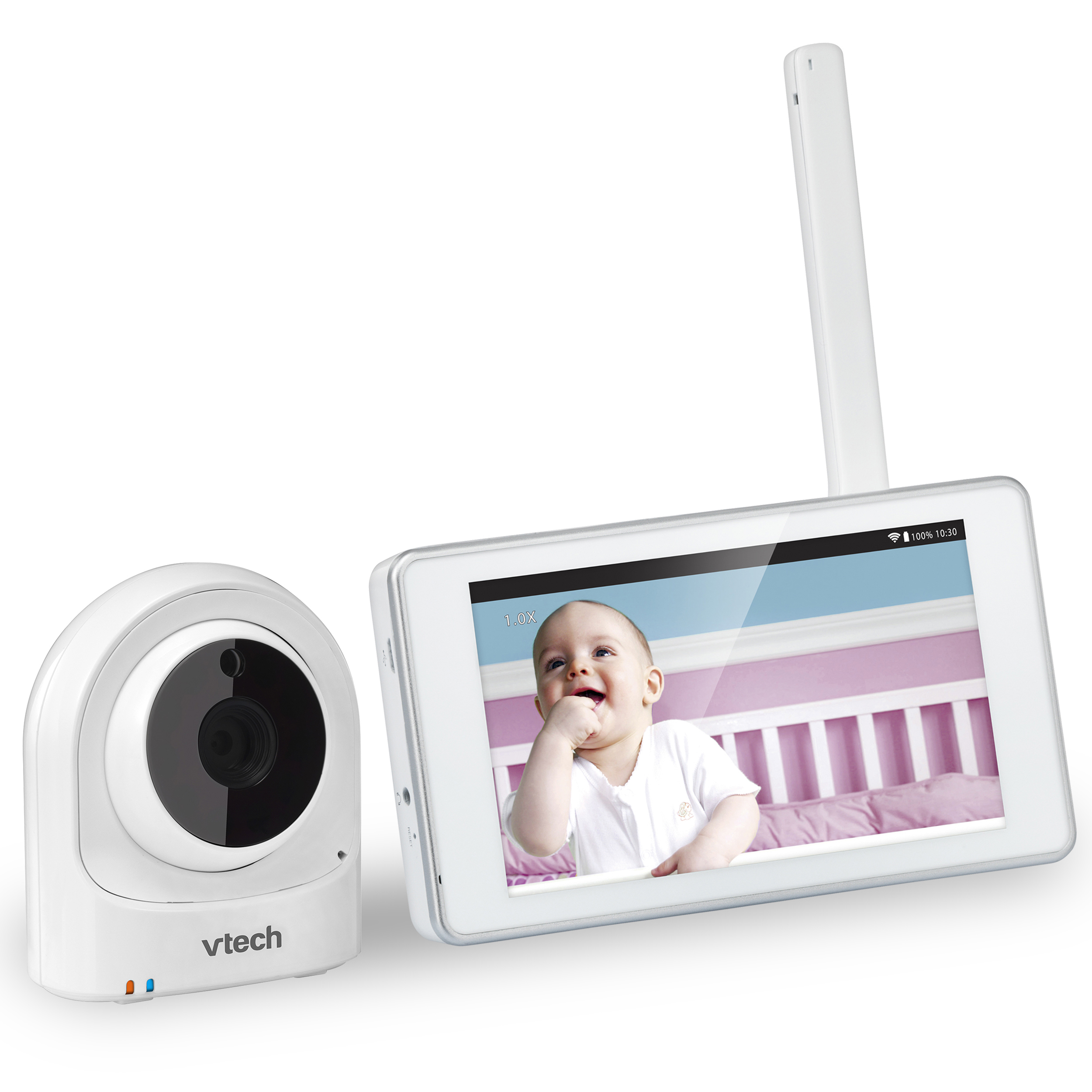 baby monitors with 2 cameras